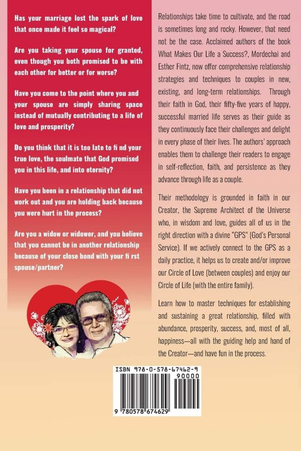 TLC for Couples Back cover